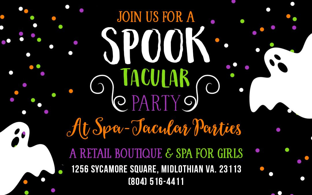 Spooktacular Costume Party
